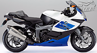 К-кт наклеек BMW K1300S 2012 Ver.Special Edition-High Performance