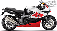 К-кт наклеек BMW K1300S 2013 Ver.Special Edition-30th Anniversary