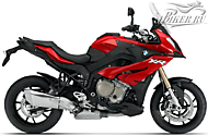 К-кт наклеек BMW S 1000XR 2015-2016 Ver.Racing Red